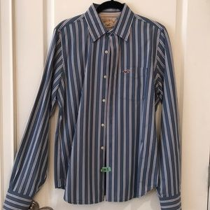 Hollister Long Sleeve Button Down Shirt